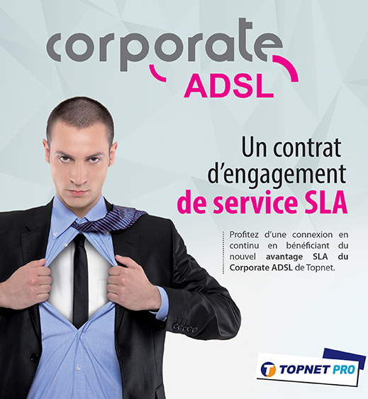 Corporate ADSL
